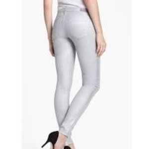 AG Silver The Absolute Legging Skinny, 27x30 NWT